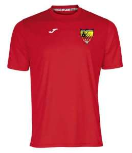Camiseta Vermella Atlètic Vidreres FSCE