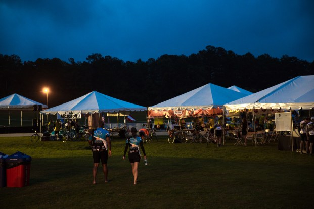 evening tents