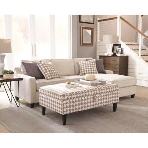 Montgomery Modern Chaise Sofa