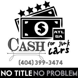 car crushers junk cars w/o titles