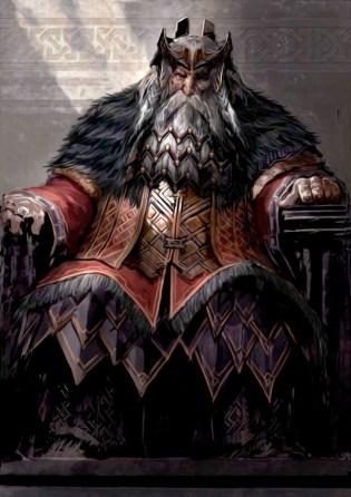The Dwarven King