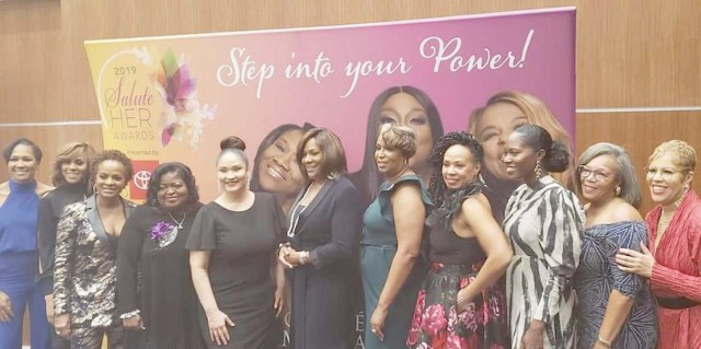 Cafe Mocha Salute Her Awards Makes Stop In Atlanta, Honors Local Women & Donates To Homeless Shelters