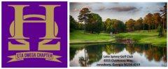19th Annual Eta Omega Foundation Golf Classic - Atlanta, Georgia