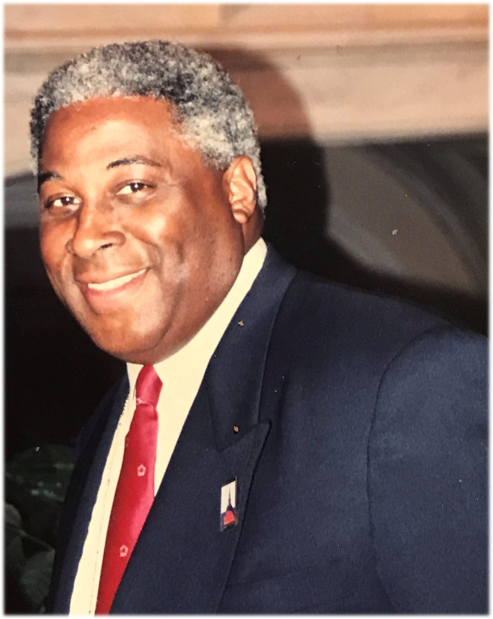 Morris J. Dillard, Sr.