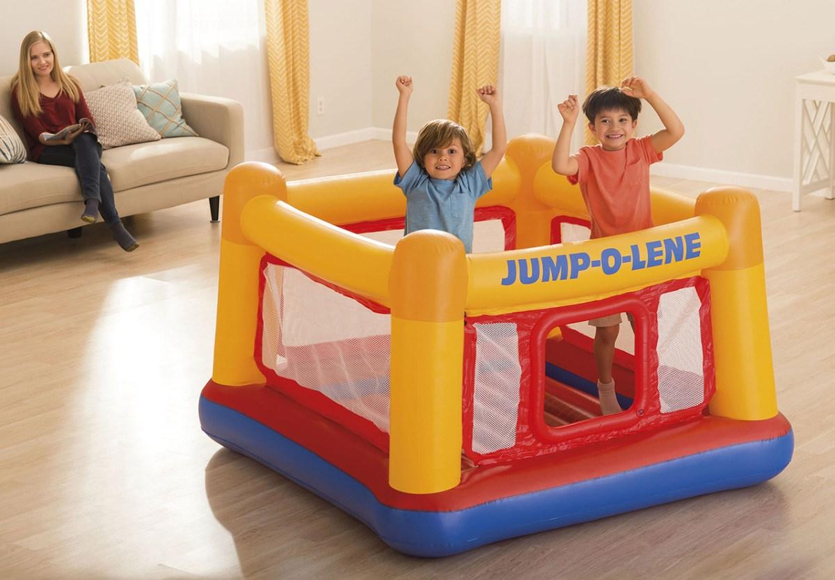 نطيطة هوائية للاطفال انتيكس jump o lene