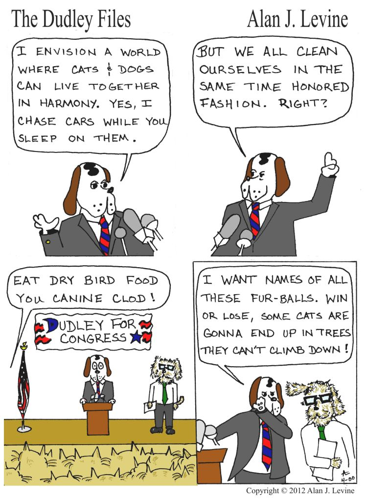 politics for dogs