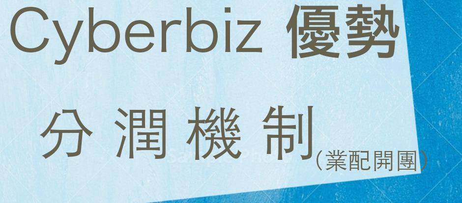 cyberbiz分潤機制業配開團電商Tony陳