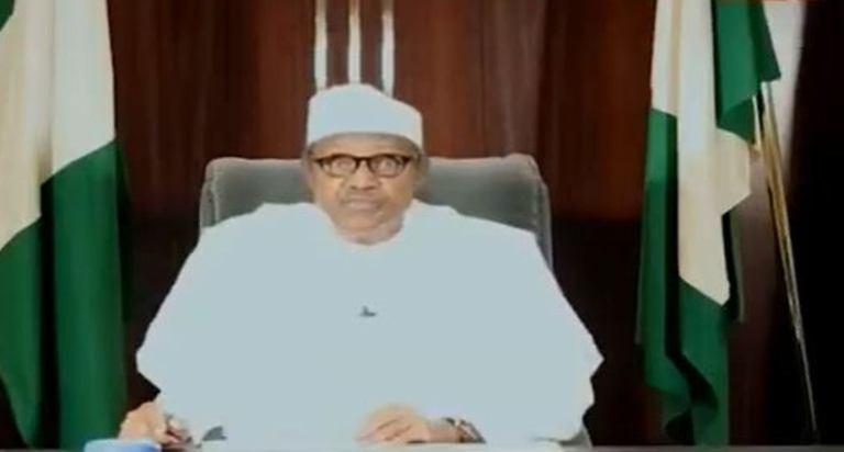 BREAKING: Buhari declares nationwide curfew, 8pm to 6am