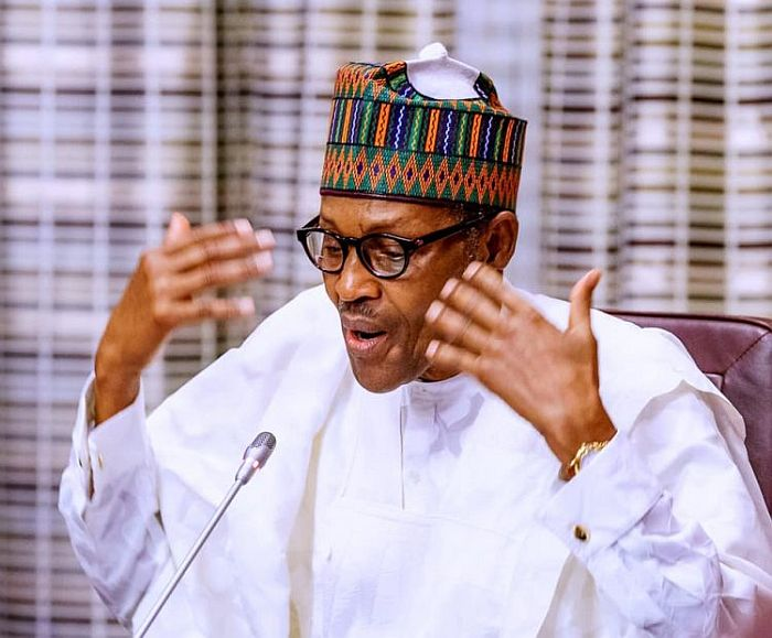 Muhammadu Buhari has decipher why he detained in confirming community policing in Nigeria.