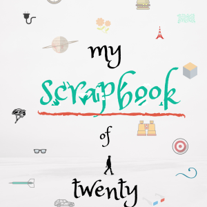 My Scrapbook Of Twenty – a journal by ade