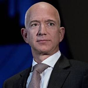 Jeff Bezos, Amazon CEO,  Becomes the First Man in the World to hit $200.