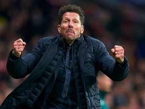 Diego Simeone tested positive for Covid 19