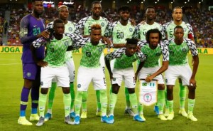 Covid19 test to be conduct on Super Eagle player and their officials