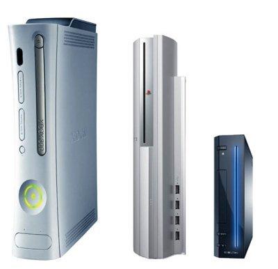 Current Gen Consoles