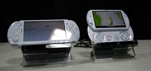 PSP Go vs PSP-3000