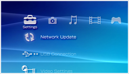 Downgrade your PSP from 6.60 OFW