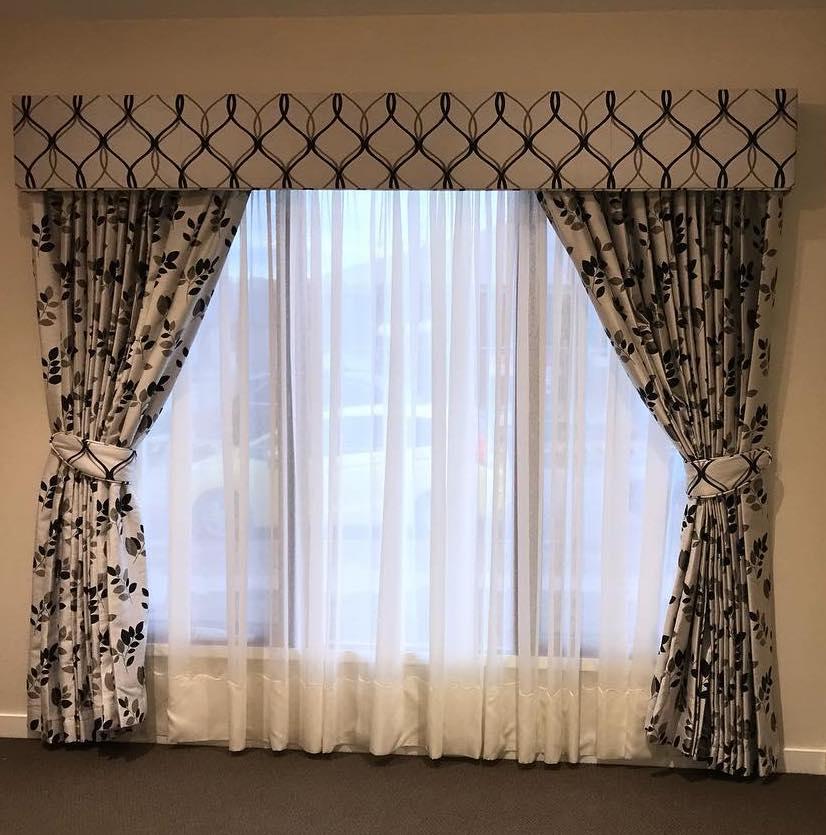 ATM curtains