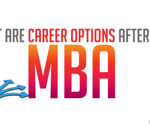 What are career options after your MBA?