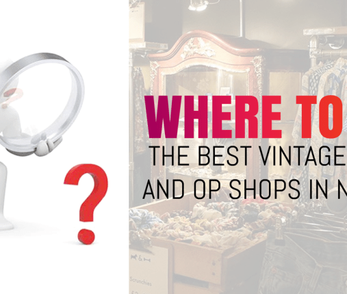 Where to Find the Best Vintage Stores & Op Shops in Newtown