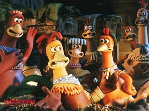 chicken run 3