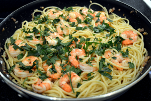 at mimis table 3 recipes for shrimp scampi