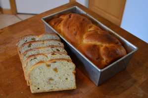 at mimi's table chalka grandma's raisin bread