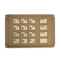 G2500 Keypad - Genmega G2500 PCI Keypad