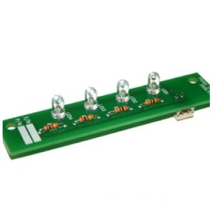 Hantle Flicker Board - Flicker Board for Hantle/Genmega 1700, 1700W, G1900, G2500