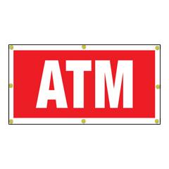 ATM Banner