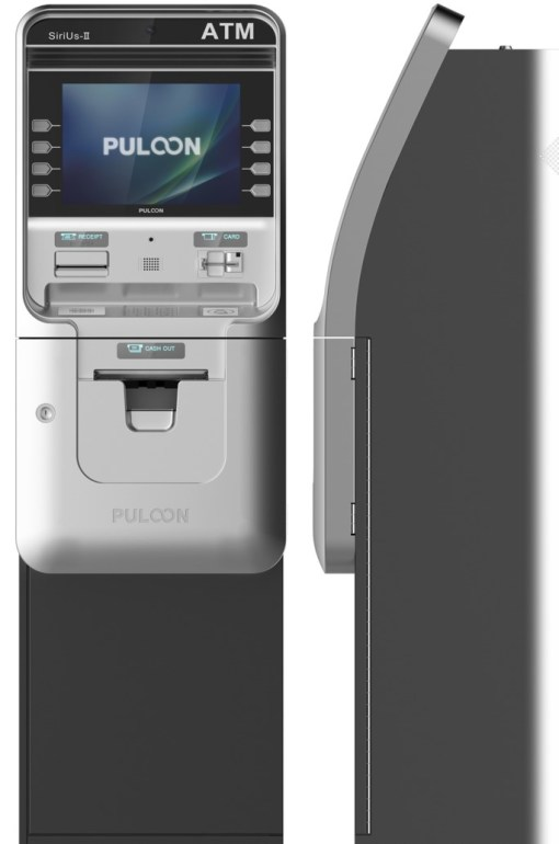 Puloon SiriUs II ATM Shell Unit