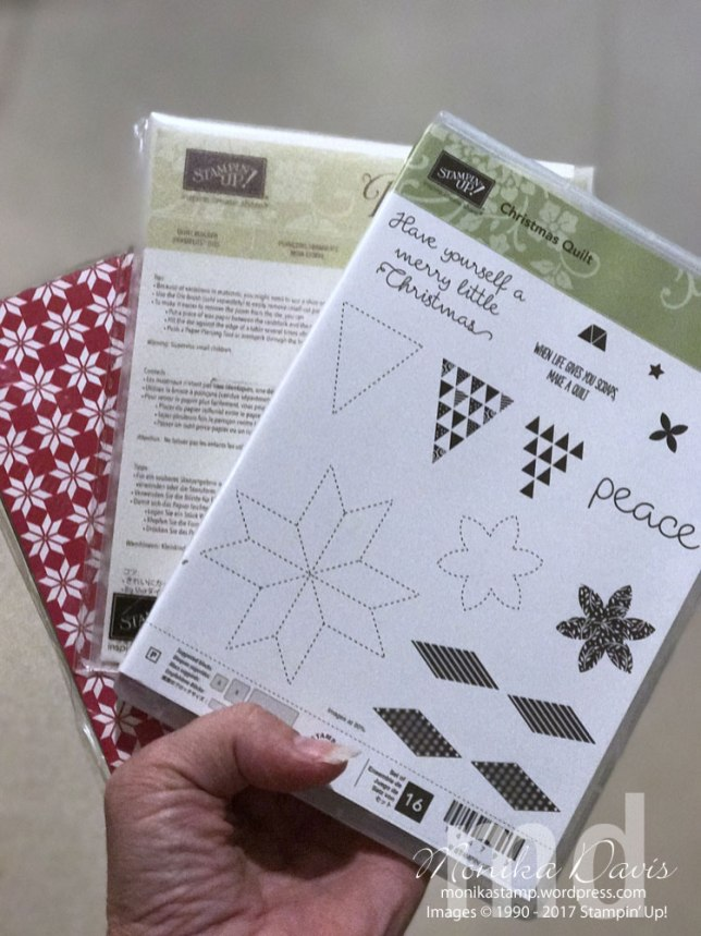 Quiled Christmas Bundle & Designer Paper