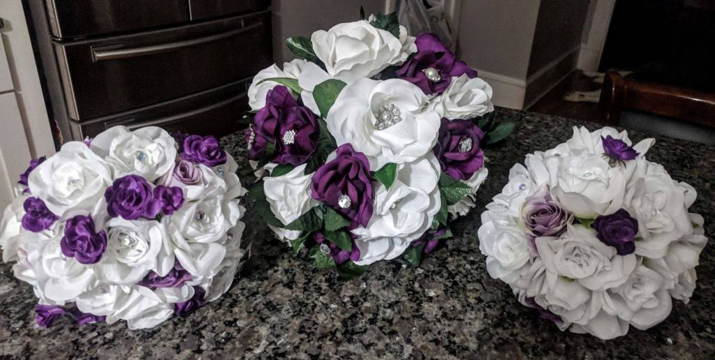 wedding flowers - All My Heart Events - Atmosphere Productions