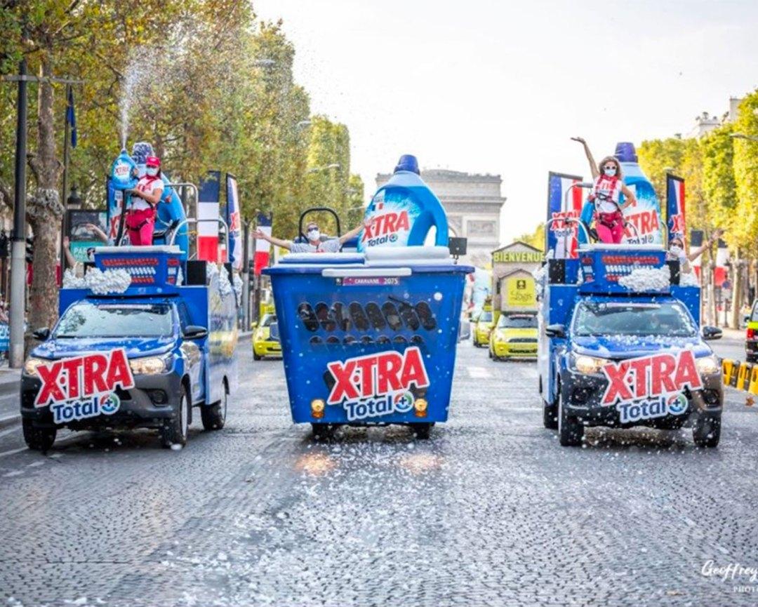 Trophée La Parisienne