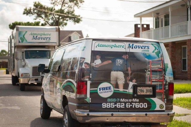 Covington, LA Moving Company