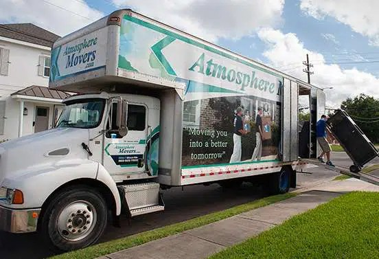 Long-Distance Moving Company