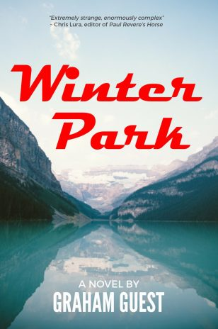 Winter Park Cover Front Only