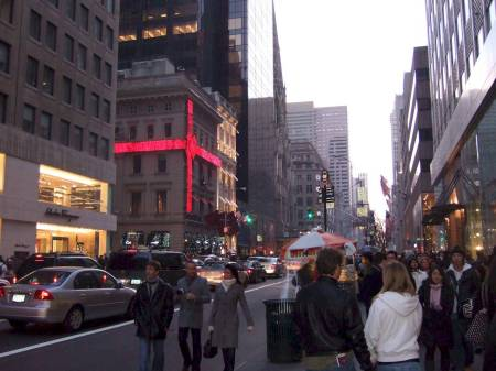 5th Avenue, NY