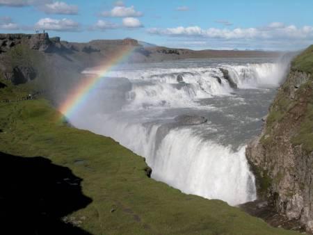 Gullfoss, Iceland
