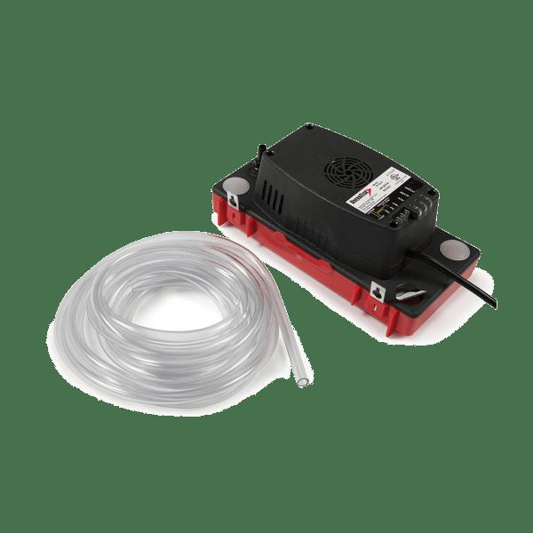Aprilaire condensate pump for Aprilaire dehumidifier includes tubing