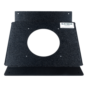 Ridge Vent Fan - Multi-Mount Plate - 8-12 Pitch