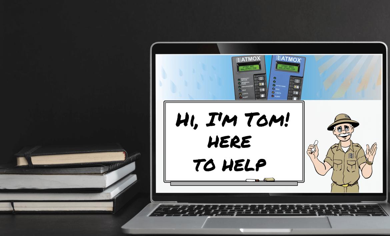 ATMOX blog header picture of Tom