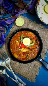 Tin Fish Curry / Canned Fish Curry / Canned Sardine Recipe