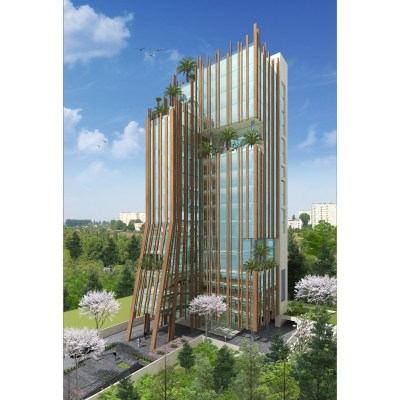 Office Development on Glover Rd. Ikoyi for UICL