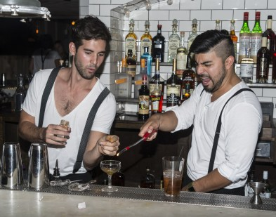 The Masters of the Bar