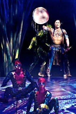 Christian Laveau_Cirque du Soleil