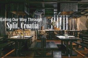 Eating Our Way Through Croatia