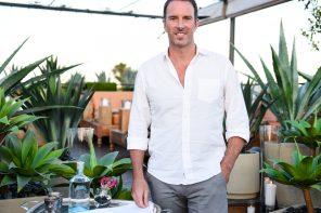 Trent Fraser Talks Volcan Tequila
