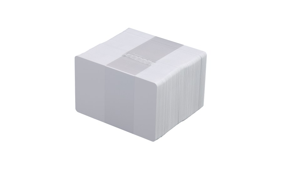 100 Cartes blanches 0,5 mm