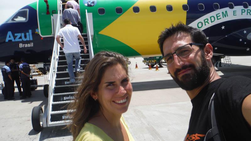 Cómo moverse por Brasil