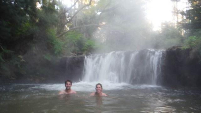 cataratas de Huka Falls